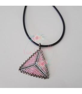 Gargantilla Triángulo Tricolor