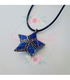 Collar Estrella 3D